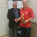 Jerry Shoemaker, Lyndon Rush (2014 Sask Male Athlete of the Year)