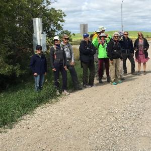 Carlton-Trail-Walk-Aug 2019 Participants