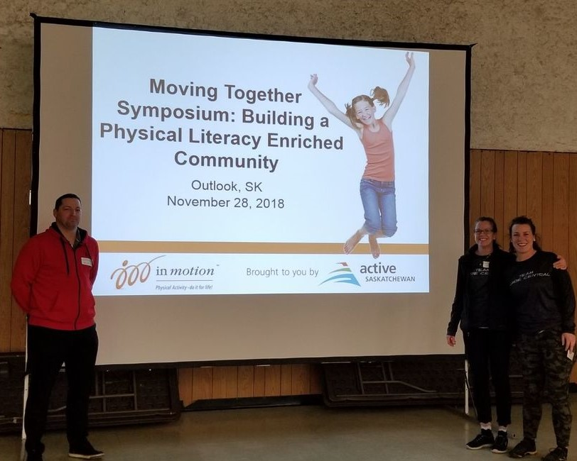 Moving Together Symposium - Building Physical Literacy Together