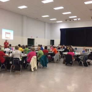 Rural Leader Meeting & Social Gathering - Lanigan April 2018