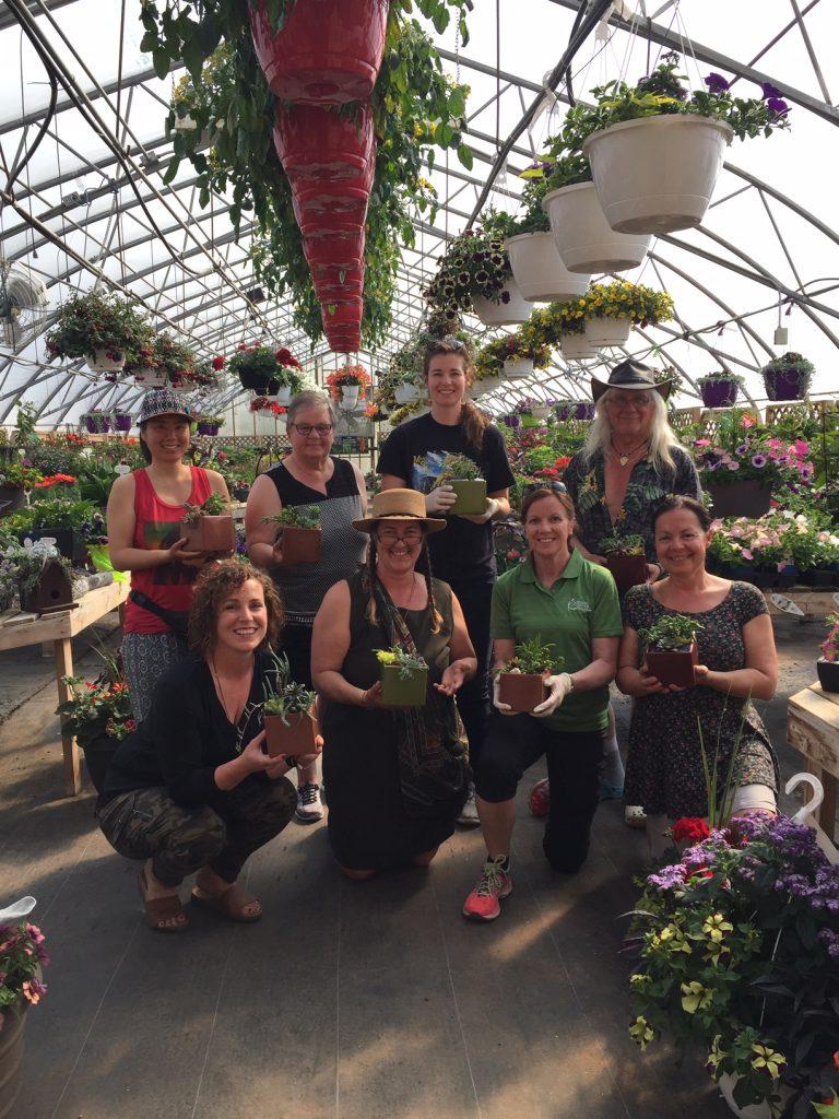CiB - People, Plants & Pride Watrous May 29, 2019