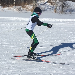 Claire Gullacher- Cross Country Skiing