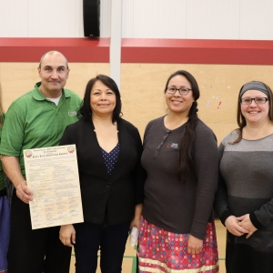 Feb 6, 2020  PCD-with-Chief-Tricia-Sutherland-One-Arrow-First-Nation-Feb-2020