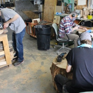 CEDP 20-21 Shields-Play-Day-@-Hot-Shop-Mar-2021-Wood-Carving