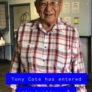 Tony Cote - Summer Games 2019