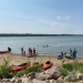 Canoe/Kayak Demonstration - Sask Beach - Aug 22, 2020