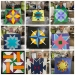 Barn Quilt Workshops Allan & Davidson Oct 2020